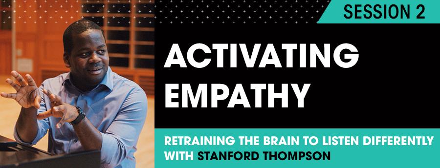 CreativeXchange Session 2 Stanford Thompson