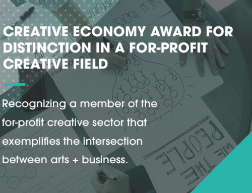 Awards 2017: A Look Back at Last Year's Creative Economy Award Winner