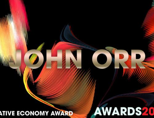 Designing Leadership Alumni Award 2017 Winner John Orr