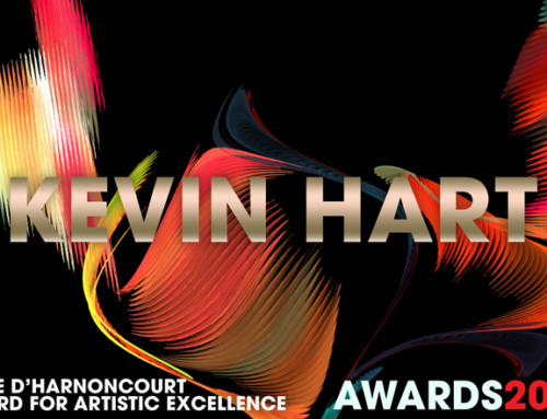 Anne d'Harnoncourt Award for Artistic Excellence 2017 Winner Kevin Hart