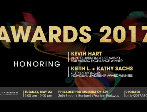 ICYMI: Recap of Awards 2017 Honoring Philly's Own Kevin Hart + Keith L. and Katherine Sachs, May 23, 2017