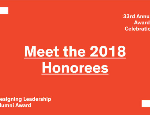Awards 2018: Meet This Year's Honorees!