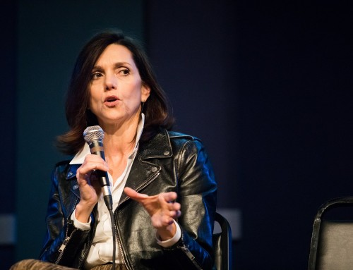 ICYMI: Recap of Make Change Work for You with Beth Comstock, October 24, 2018