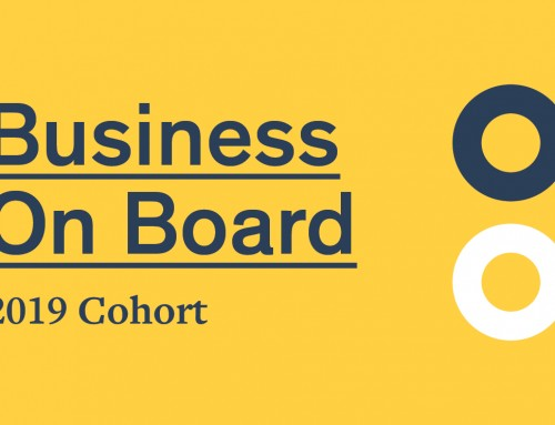 Introducing the Business on Board Class of 2019
