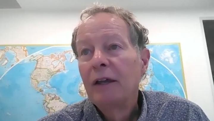 Screenshot of John Mackey