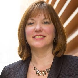 Headshot of Susan Nicodemus Quinn