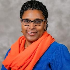 Headshot of Angela Coaxum