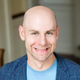 Headshot of Adam Grant