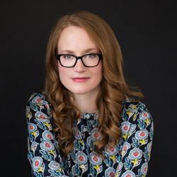 Headshot of Megan Haupt