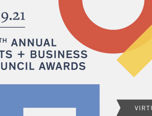 Local Arts Community Leaders Honored at 36th Annual Arts + Business Council Awards Celebration