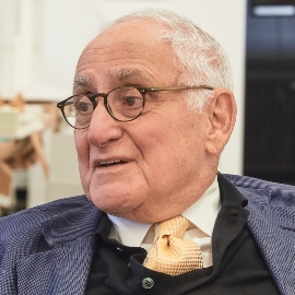 Robert AM Stern Winner of the Anne D'harnoncourt Award for Artistic Excellence